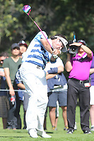 02/16/14 Pacific Palisades, CA: Bubba Watson during the final round of the Northern Trust Open, held at Riviera Country Club