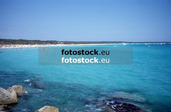 Es Trenc beach<br /> <br /> Playa Es Trenc<br /> <br /> Es Trenc Strand<br /> <br /> 3491 x 2300 px<br /> Original: 35 mm slide transparency