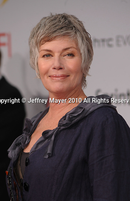 "HOLLYWOOD, CA. - May 17: Kelly McGillis arrives at the ""Prince of Persia: The Sands of Time"" Los Angeles Premiere held at Grauman's Chinese Theatre on May 17, 2010 in Hollywood, California."