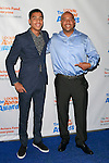 LOS ANGELES - DEC 6: Marcus Scribner, Troy Scribner at The Actors Fund's Looking Ahead Awards at the Taglyan Complex on December 6, 2015 in Los Angeles, California
