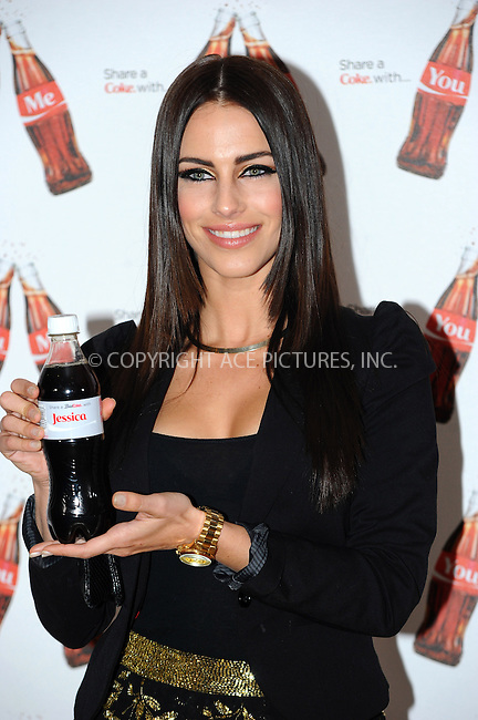 WWW.ACEPIXS.COM....US Sales Only....May 9 2013, London....Jessica Lowndes at the launch of Coca-Cola's Share a Coke campaign at One Marylebone on May 9 2013 in London....By Line: Famous/ACE Pictures......ACE Pictures, Inc...tel: 646 769 0430..Email: info@acepixs.com..www.acepixs.com