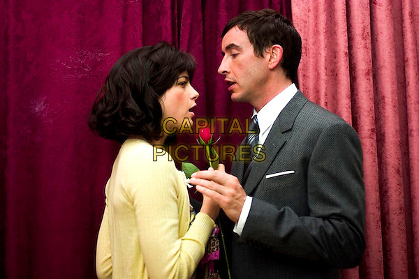 SELMA BLAIR & STEVE COOGAN.in Lies & Alibis (The Alibi).*Editorial Use Only*.Ref: FB.www.capitalpictures.com.sales@capitalpictures.com.Supplied by Capital Pictures.