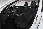 Front seat view of 2020 Alfaromeo Giulia Sprint 4 Door Sedan Front Seat  car photos