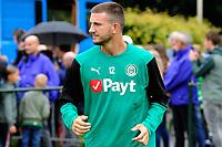 HAREN - Voetbal, Eerste training FC Groningen, Sportpark de Koepel, seizoen 2018-2019, 24-06-2018,  FC Groningen speler Lars Kramer