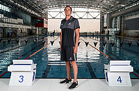 Matthew Stanley. Swimming New Zealand Gold Coast Commonweath Games Team Announcement, Owen G Glenn National Aquatic Centre, Auckland, New Zealand,Friday 22 December 2017. Photo: Simon Watts/www.bwmedia.co.nz