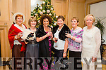 "Joanne Begley celebrating ""A"" special birthday and a Christmas party with friends on Friday night at Ballygarry House Hotel . Front l-r  Ann O'Donovan, Imelda Whelan, Joanne Begley, Ann Mary Byrne, Eileen Tobin and Patricia O'Sullivan"