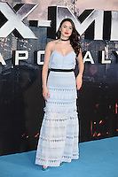 Emma Miller<br /> at the &quot;X-Men Apocalypse&quot; premiere held at the IMAX, South Bank, London<br /> <br /> <br /> &copy;Ash Knotek  D3116  09/05/2016