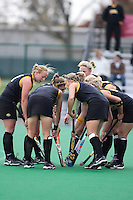 University of Iowa at the 2007 Big Ten Field Hockey Championships held at the Ohio State University November 1st - 4th, 2007.