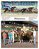 Millionairess winning at Delaware Park on 10/2/06