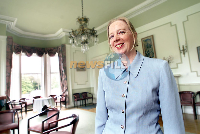 Anne McCarthy, new director at An Grianan..Picture Paul Mohan Newsfile