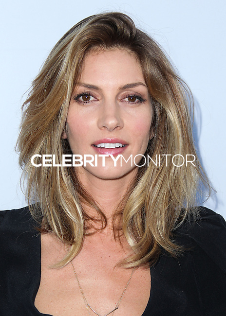 SANTA MONICA, CA, USA - JUNE 11: Dawn Olivieri at the Pathway To The Cures For Breast Cancer: A Fundraiser Benefiting Susan G. Komen held at the Barker Hangar on June 11, 2014 in Santa Monica, California, United States. (Photo by Xavier Collin/Celebrity Monitor)