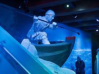 Scheepvaartmuseum, Kattenburgerplein 1, Amsterdam, Provinz Nordholland, Niederlande<br /> Scheepvaartmuseum, Kattenburgerplein 1, Amsterdam, Province North Holland, Netherlands