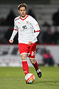 Robin Shroot of Stevenage. - Stevenage v Tranmere Rovers - npower League 1 - Lamex Stadium, Stevenage - 17th December 2011  .© Kevin Coleman 2011 ... ....  ...  . .