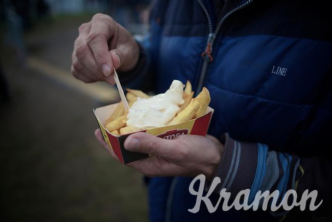 cx-food: belgian fries<br /> <br /> GP Zonhoven 2014