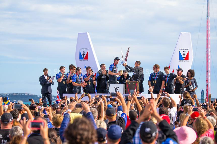 2017 LOUIS VUITTON AMERICAS CUP Challenger Series 6_12_17