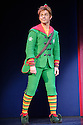 London, UK. 03.11.2015. ELF THE MUSICAL opens at the Dominion Theatre, Tottenham Court Road. Picture shows: Ben Forster (Buddy). Photograph © Jane Hobson.