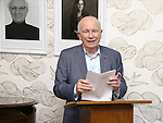 Terrence McNally during The DGF's 14th Biannual Madge Evans & Sidney Kingsley Awards at the Dramatists Guild Fund headquarters on April 4, 2016 in New York City.