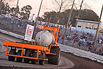 Feb 17, 2014; 6:10:42 PM;  Barberville, FL, USA;  World of Outlaws Late Model Series for 43rd Annual DIRTcar Nationals presented by Summit Racing Equipment at Volusia Speedway Park.  Mandatory Credit: (thesportswire.net)