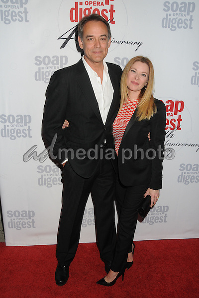 24 February 2016 - Hollywood, California - Jon Lindstrom, Cady McClain. Soap Opera Digest's 40th Anniversary Event held at The Argyle Hollywood. Photo Credit: Byron Purvis/AdMedia