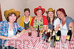 Country & Western Night : Attending the Country & Western party to raise funds for the Lixnaw playground project at the railway Bar, Lixnaw on Saturday night last were Catherine O'Connell, Helen O'Brien, Mag O'Connell, Catriona Goggi & Renee O'Hagan