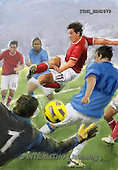 Marcello, MASCULIN, MÄNNLICH, MASCULINO,soccer, paintings+++++,ITMCEDM1079,#M# ,sports ,everyday