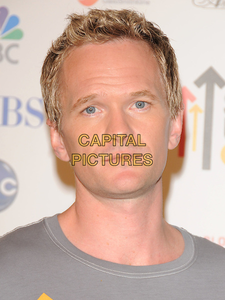 NEIL PATRICK HARRIS .Attending Stand Up To Cancer held at The Kodak Theatre in Hollywood, California, USA, September 05 2008.                                                                     .portrait headshot .CAP/DVS.©Debbie VanStory/Capital Pictures
