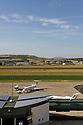 31/07/09 - AULNAT - PUY DE DOME - FRANCE - Aeroport d Aulnat - Photo Jerome CHABANNE