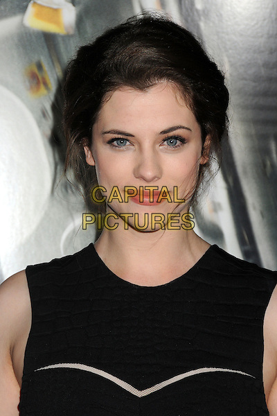 LOS ANGELES, CA - FEBRUARY 24 - Jessica De Gouw. &quot;Non-Stop&quot; Los Angeles Premiere held at the Regency Village Theatre. <br /> CAP/ADM/BP<br /> &copy;Byron Purvis/AdMedia/Capital Pictures