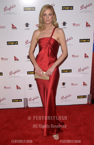 Jan 15, 2005; Beverly Hills, CA: Actress JOELY RICHARDSON at the G'Day LA Penfolds Gala honoring Australian talent at the Century Plaza Hotel...