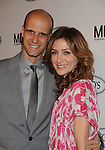 BEVERLY HILLS, CA. - April 15: Edoardo Ponti and Sasha Alexander arrive at the Diego Della Valle Cocktail Celebration Honoring Tod's Beverly Hills Boutique on April 15, 2010 in Beverly Hills, California.
