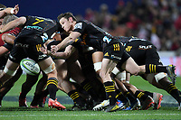 1st August 2020, Hamilton, New Zealand;  Brad Weber.<br /> Chiefs versus Crusaders, Super Rugby Aotearoa, FMG Waikato Stadium, Hamilton, New Zealand.