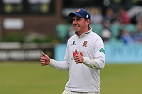 Daniel Lawrence on Essex during Worcestershire CCC vs Essex CCC, Specsavers County Championship Division 1 Cricket at Blackfinch New Road on 12th May 2018