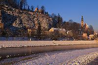 Müllner Kirche an der Salzach in  Salzburg,Österreich