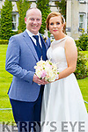 O'Neill/Murphy Civil Ceremony wedding in Ballyseedy Castle Hotel on Friday May 17th