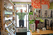 2012 Best Environmentally Friendly Store: Twig, Chapel Hill (pictured: owner Shawn Slome)