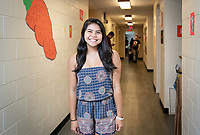 First-year profile: Ashley Nakagawa '22, Honolulu, HI<br />