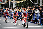 Marcel Kittel (GER) Team Katusha Alpecin during the 2018 Saitama Criterium, Japan. 4th November 2018.<br /> Picture: ASO/Pauline Ballet | Cyclefile<br /> <br /> <br /> All photos usage must carry mandatory copyright credit (&copy; Cyclefile | ASO/Pauline Ballet)