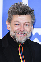 "Andy Serkis<br /> arriving for the premiere of ""The Kiid who would be King"" at the Odeon Luxe cinema, Leicester Square, London<br /> <br /> ©Ash Knotek  D3476  03/02/2019"