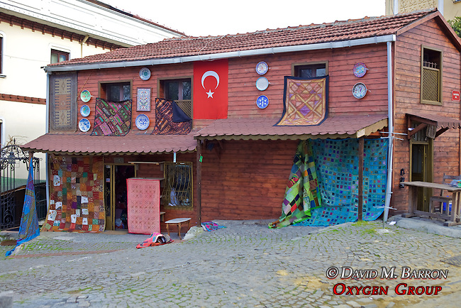Traditional Shop Near Hagia Sophia