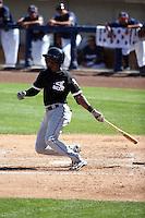 Tim Anderson - Chicago White Sox 2016 spring training (Bill Mitchell)