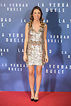 Marta Carriedo attends `La verdad duele´ (Concussion) film premiere at Callao cinema in Madrid, Spain. January 27, 2015. (ALTERPHOTOS/Victor Blanco)