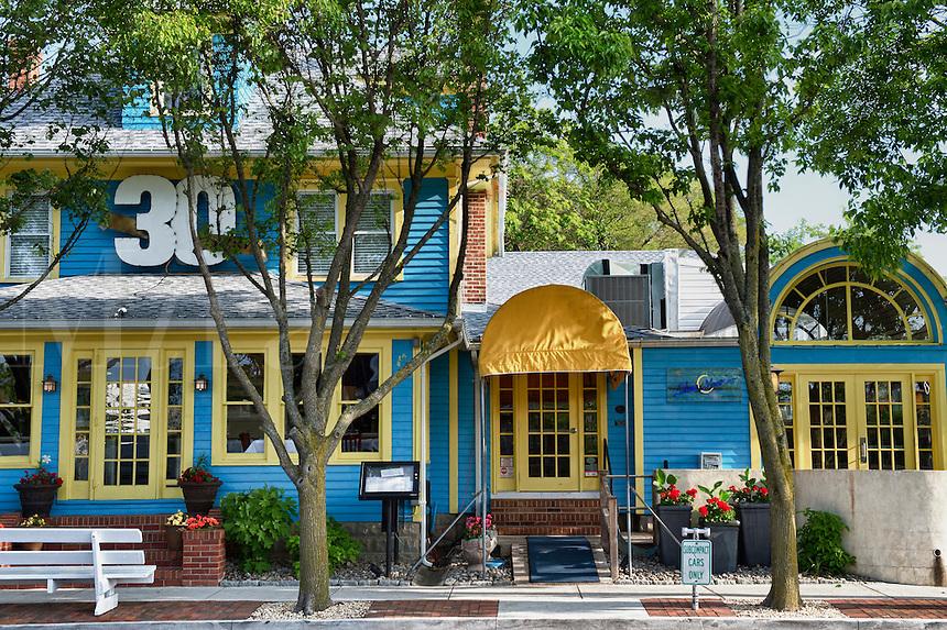Blue Moon restaurant, Bethany, Delaware, USA