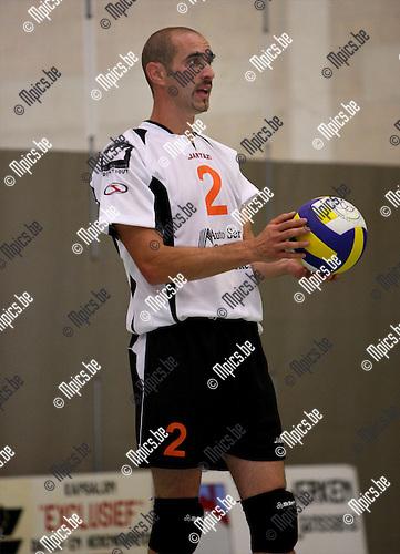 2007-09-01 / Volley / VC Herenthout / Steven van Gorp