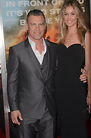 WESTWARD, CA - OCTOBER 8: Josh Brolin, Kathryn Boyd at the Only The Brave World Premiere at the Village Theater in Westwood, California on October 8, 2017. Credit: David Edwards/MediaPunch