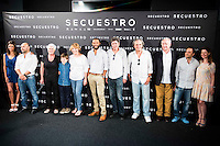 Presentation of the film Secuestro.