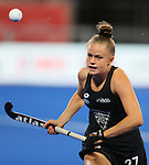 Holly Pearson during the Pro League Hockey match between the Blacksticks women and Great Britain, National Hockey Arena, Auckland, New Zealand, Saturday 8 February 2020. Photo: Simon Watts/www.bwmedia.co.nz