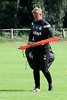 MARIENHOF - Voetbal, Trainingskamp FC Groningen , seizoen 2017-2018, 13-07-2017, keepertrainer Bas Roorda
