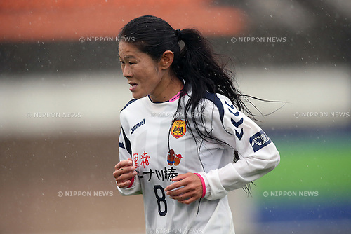 Homare Sawa (INAC), NOVEMBER 8, 2015 - Football / Soccer : 2015 Plenus Nadeshiko League Division 1 between NTV Beleza 0-0 INAC KOBE LEONESSA at Shonan BMW Stadium Hiratsuka, Kanagawa, Japan. (Photo by Jun Tsukida/AFLO SPORT)