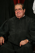 Washington, DC - September 29, 2009 -- Associate Justice of the United States Supreme Court Antonin Scalia poses for a photo during a photo-op at the U.S. Supreme Court in Washington, D.C. on Tuesday, September 29, 2009..Credit: Gary Fabiano / Pool via CNP