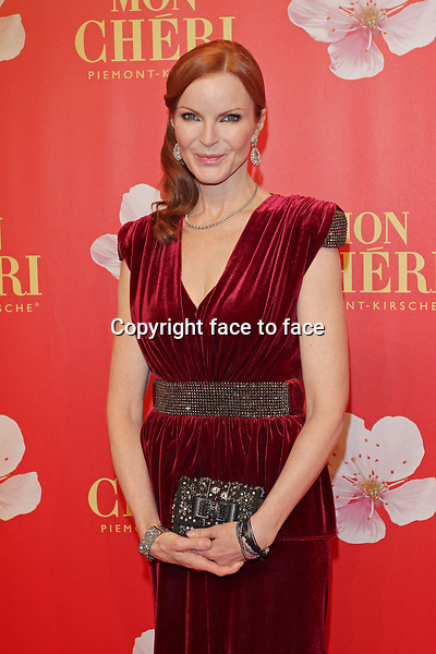 Marcia Cross attending the &quot;Mon Cheri Barbara Day 2013&quot; at Postpalast in Munich on 04.12.2013.<br />